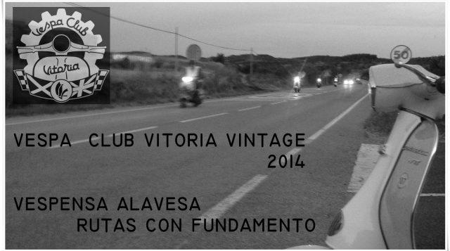 PROYECTO 2014 – VESPENSA ALAVESA
